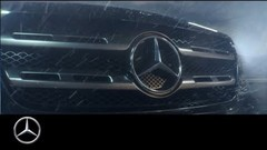 Mercedes Classe X : le teaser du pick-up