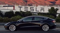 Tesla : voici la Model 3 de série, enfin !