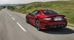Maserati GranTurismo : un dernier coup de bistouri