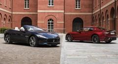 Un restylage inattendu pour les Maserati GranTurismo et GranCabrio