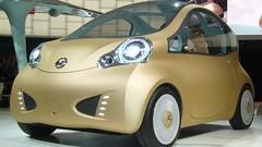 Pour la Chine : la Nissan électrique à 12 000 €