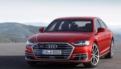 Nouvelle Audi A8 2017 : axée sur la technologie