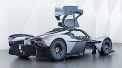 Aston Martin Valkyrie : son design expliqué