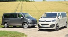 Essai Citroen SpaceTourer et Volkswagen Multivan : le luxe à plusieurs