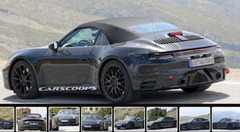 Porsche : la future 911 Cabrio se dévoile
