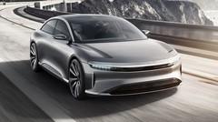 Véhicule électrique : Ford intéressé par le rachat de Lucid Motors ?