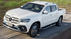 Mercedes Classe X 2018 : infos et photos du pick-up Mercedes