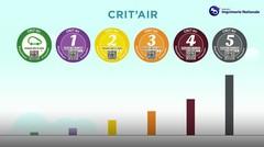 Lyon adopte la vignette Crit'Air : obligatoire dès l'automne 2017