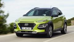 Hyundai Kona Edition #1 : une série spéciale pour le lancement du Kona