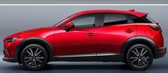 """Mazda : série spéciale """"Signature"""" pour les 3 et CX-3"""