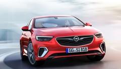 Opel Insignia Grand Sport GSi : 260 ch, en attendant l'OPC
