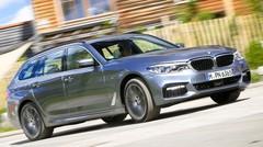 Essai BMW 520d Touring 2017 : Voyageuse dans l'âme