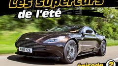 Les supercars de l'été : l'Aston Martin DB11 à l'essai