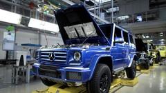 Mercedes Classe G : 300.000 exemplaires produits