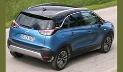 Essai Opel Crossland X 1,2 110: le cousin germain du C3 Aircross