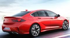 Opel Insignia GSi : avant-goût d'OPC