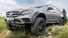 Mercedes : une Classe E All-Terrain « au carré »