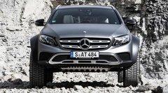 Mercedes Classe E All-Terrain 4x4² : par passion d'ingénieurs