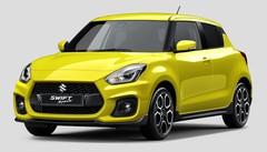140 ch et moins d'une tonne pour la Suzuki Swift Sport
