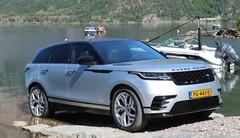 Essai Land Rover Ranger Rover Velar : cash-cache