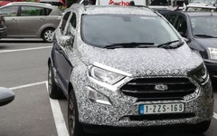 Ford EcoSport : nouvelle mouture en test