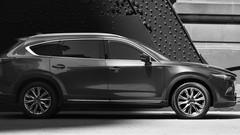 Mazda CX-8 : le premier cliché officiel