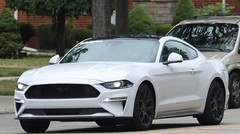 Première sortie pour la Ford Mustang européenne 2018