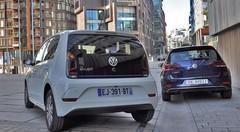 Essai gamme électrique : Volkswagen e-Golf & e-Up!