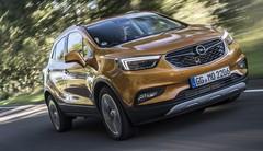 Essai Opel Mokka X 1.4 Turbo 153 4x4 : Concurrence interne