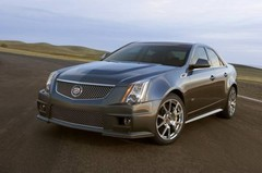 Cadillac CTS-V : Powered by Corvette