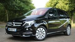 Mercedes arrête le Classe B Electric Drive