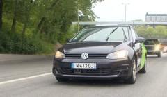 Caradisiac en voiture autonome Valeo sur le périphérique parisien