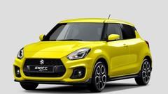 La voici : La toute nouvelle Suzuki Swift Sport !