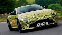 Nouvelle Aston Martin Vantage : la DB10 de James Bond enfin sur la route ?