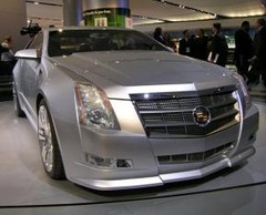 Cadillac CTS Coupé Concept : La surprise de GM