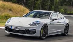 Essai Porsche Panamera Turbo S E-Hybrid : à la charge !