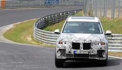 BMW : le X7 présenté en version hydrogène