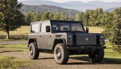 Bollinger Motors B1 : le 4x4 rustique et 100 % électrique