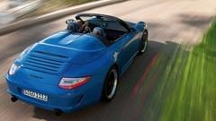 Porsche : la rumeur du retour de la Speedster