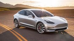Tesla Model 3 Long Range : 80 kWh et 258 ch