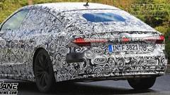 La future Audi A7 en montre un peu plus