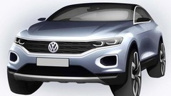 Volkswagen T-Roc 2017 : Il se montre encore en vidéo