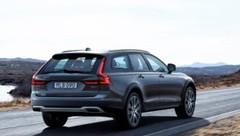 Essai Volvo V90 Cross Country : Prendre de la hauteur