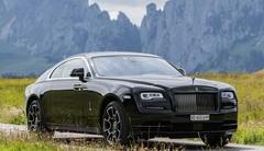 Essai Rolls-Royce Wraith Black Badge : Si même la Reine se dévergonde…