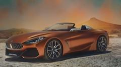 Concept BMW Z4 : Le futur Z4 prépare son arrivée