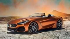 BMW Z4 Concept : tout sur le modèle officiel
