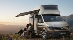 Volkswagen California XXL Concept : l'utilitaire passe au camping