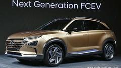 800 km d'autonomie pour la future Hyundai à hydrogène
