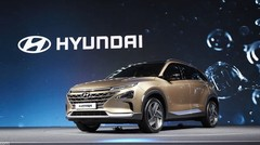 Hyundai hydrogène : SUV compact