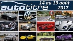 Résumé Auto Titre du 14 au 19 août 2017